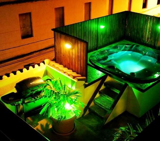 Private Jacuzzi with BBQ - Ocean View House Terrace & Jacuzzi in Top Location - Santo Domingo - rentals