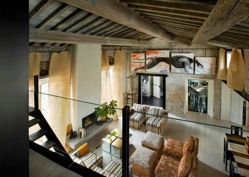 Luxury 5 Bedroom at The Florentine Palazzo in Tuscany - Image 1 - Florence - rentals