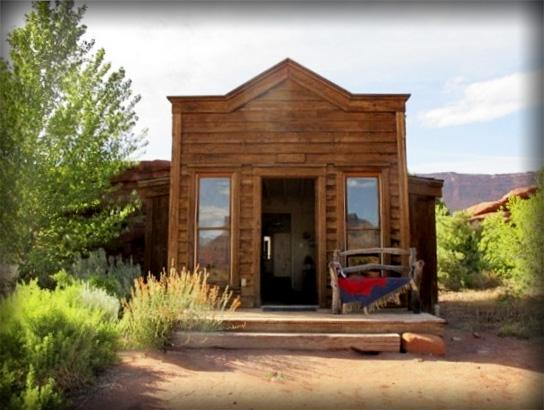 Moab Guest House - Escape it all - The Rustic, Moab Guest Cabin! LOOK - Moab - rentals