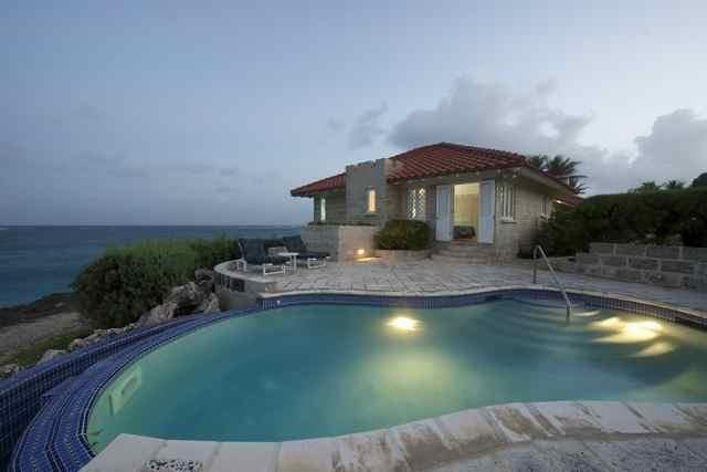 Swim day or night! - Oceanfront Villa with Luxurious Privacy - Bottom Bay - rentals