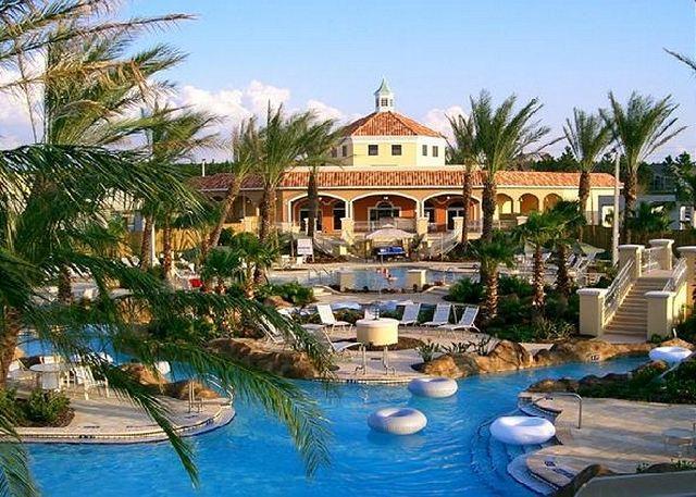 Regal Palms Resort & Spa Davenport Florida Near Orlando Disney C - 4 Bed 3 Bath Town Home Villa at Regal Palms Resort Orlando (AV417LA) - Davenport - rentals