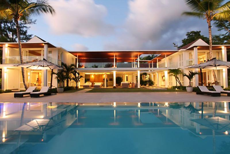 Casa De Campo Villa 68 The Villa Opens To A Very Long, Elegant Pool And Gazebo With Breath Taking Views. - Image 1 - Dominican Republic - rentals