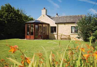 Pet Friendly Holiday Cottage - Glebe Cottage, Marloes - Image 1 - Pembrokeshire - rentals