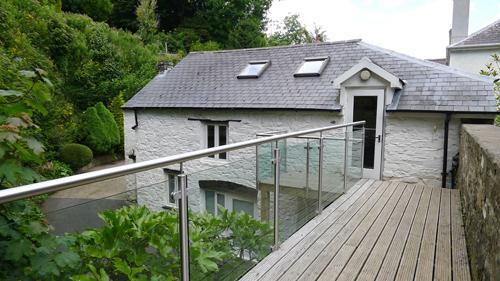 Grove Barn - Image 1 - Llansteffan - rentals