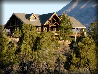 Majestic 5 bedroom Lodge - Family Reunion Heaven! - Image 1 - Monticello - rentals