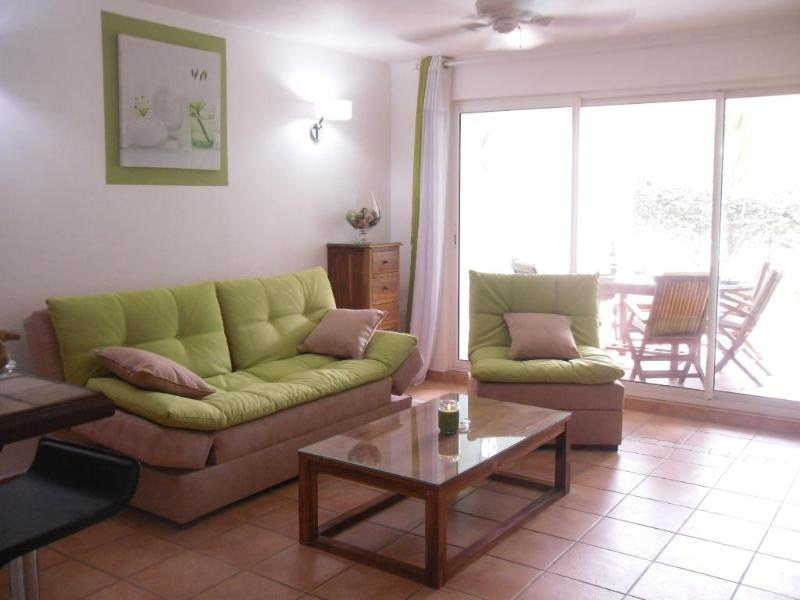Caribbean Salt In front of beach 2 bedrooms & pool - Image 1 - Orient Bay - rentals