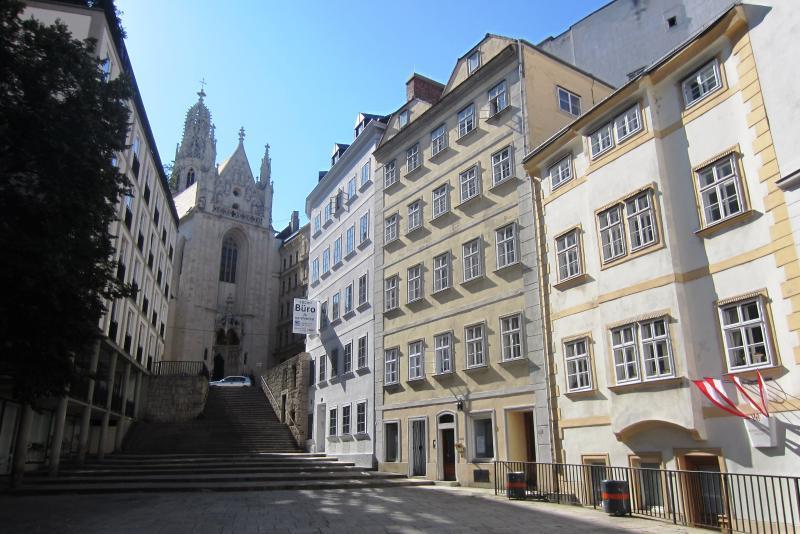 """""""Santa Maria"""" in the first district of Vienna. - Image 1 - Vienna - rentals"""