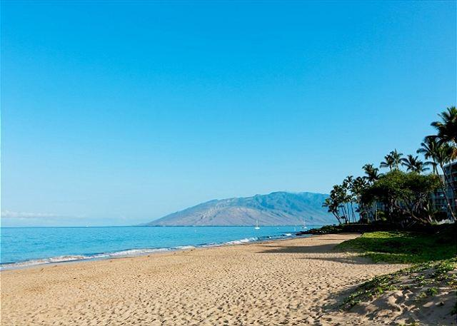 Kamaole #1 Beach Just Across From Kihei Alii Kai A401 - Kihei Alii Kai A401 Oceanview 2/2 Great Rates Great Views! - Kihei - rentals