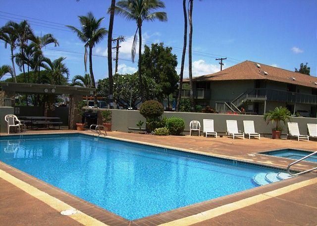 Kihei Bay Surf #226  Studio Sleeps 3 Across From Beach Great Rates! - Image 1 - Kihei - rentals