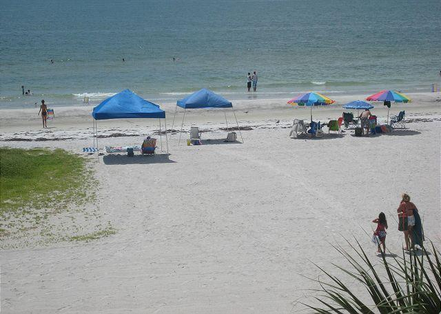 Beach Cottage Condominium 1210 - Image 1 - Indian Shores - rentals