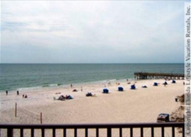 Beach Cottage Condominium 1310 - Image 1 - Indian Shores - rentals