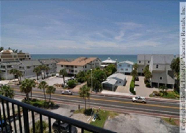 Quiet Waters Condominium 5F - Image 1 - Indian Shores - rentals