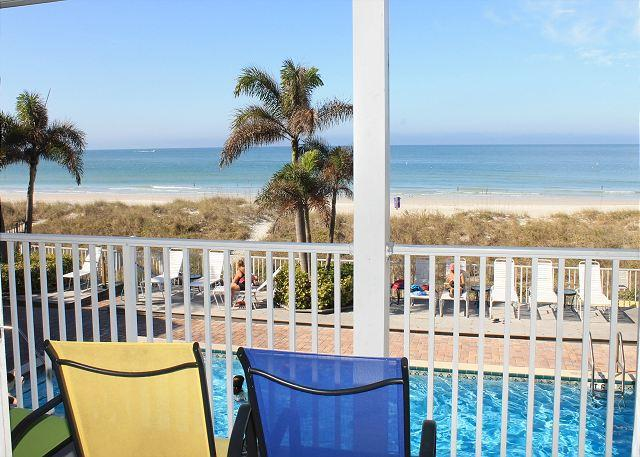 Sunset Paradise Condominium 11 - Image 1 - Indian Rocks Beach - rentals