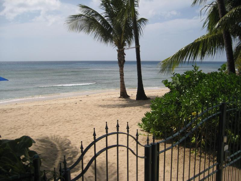 Schooner Bay 108 - Luxury 1 bed beachfront villa. - Image 1 - Saint Peter - rentals