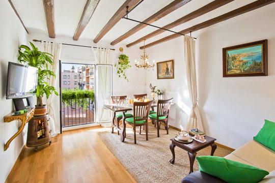 Sant Antoni Green ** Cocoon Budget Charm (BARCELONA) - Image 1 - Barcelona - rentals