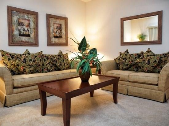 Living Area - SR5P433SVD 5 BR Pool Home With Conservation View - Orlando - rentals
