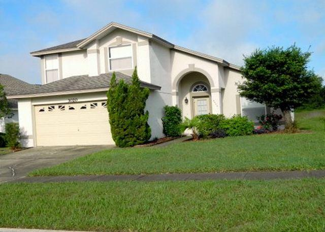 Property Frontage. - Newly Furnished Stunning 4 Bedroom Villa On Lindfields, in Great Area - Kissimmee - rentals