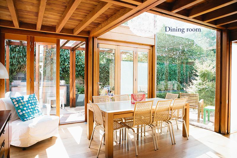 Dining room - Luxury Architect Designed House - Dublin - rentals