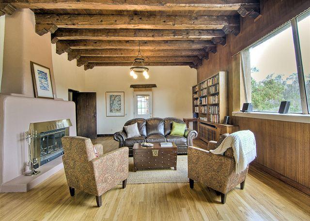 POND HOUSE - Image 1 - Taos - rentals