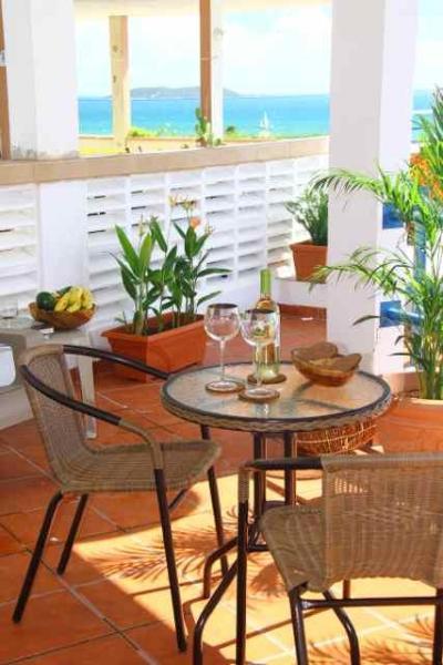 Comfortable Apt with Sea Views & AC - Image 1 - Fajardo - rentals