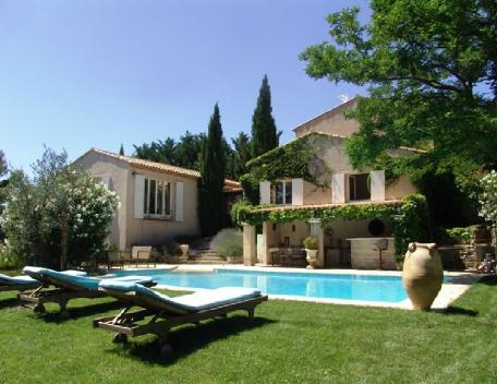 Holiday rental Villas Eguilles (Bouches-du-Rhône), 280 m², 5 000 € - Image 1 - France - rentals