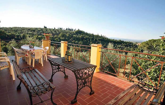 Villa Gloria - Image 1 - Lucignano - rentals