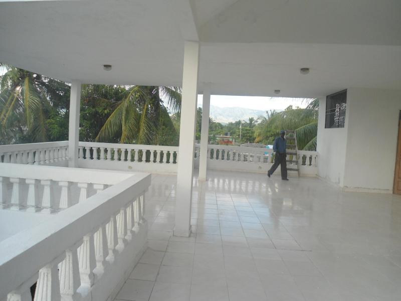 terrace view - Balan La Plaine Guest House - Port-au-Prince - rentals