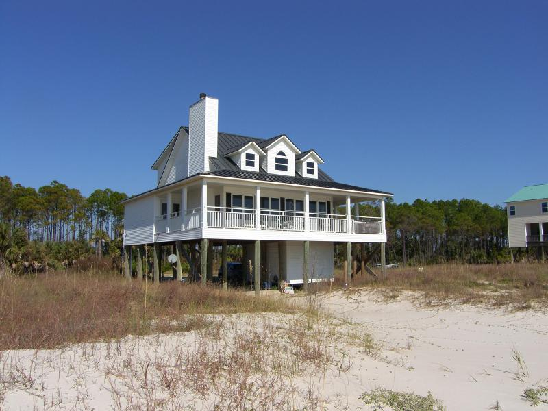 View From Beach - COASTAWHILE on Pristine Beaches - Port Saint Joe - rentals