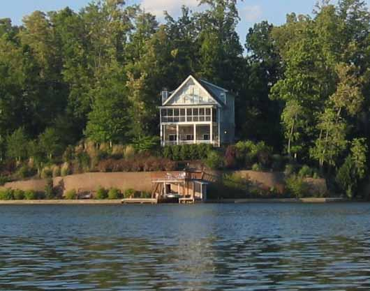 Blue Ridge Mountain View Lakefront Home Oconee SC - Image 1 - Salem - rentals