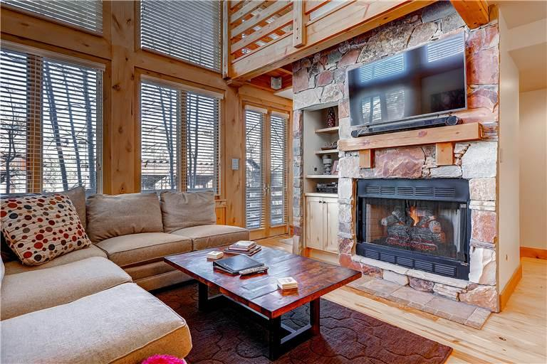 PORTICO 7: 3 Bedroom Townhome - Image 1 - Park City - rentals