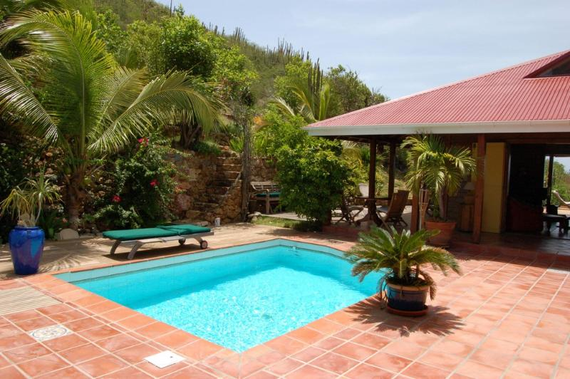 Apiano at Grand Fond, St. Barth - Pool, Tropical Garden, Good Value - Image 1 - Grand Fond - rentals
