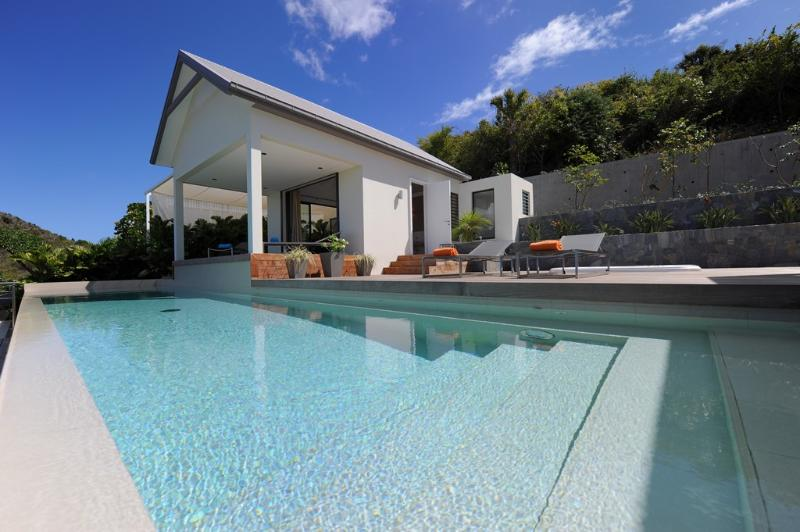 Arte at Flamands, St. Barth - Luxury Villa, Ocean View, Large Heated Pool and - Image 1 - Flamands - rentals