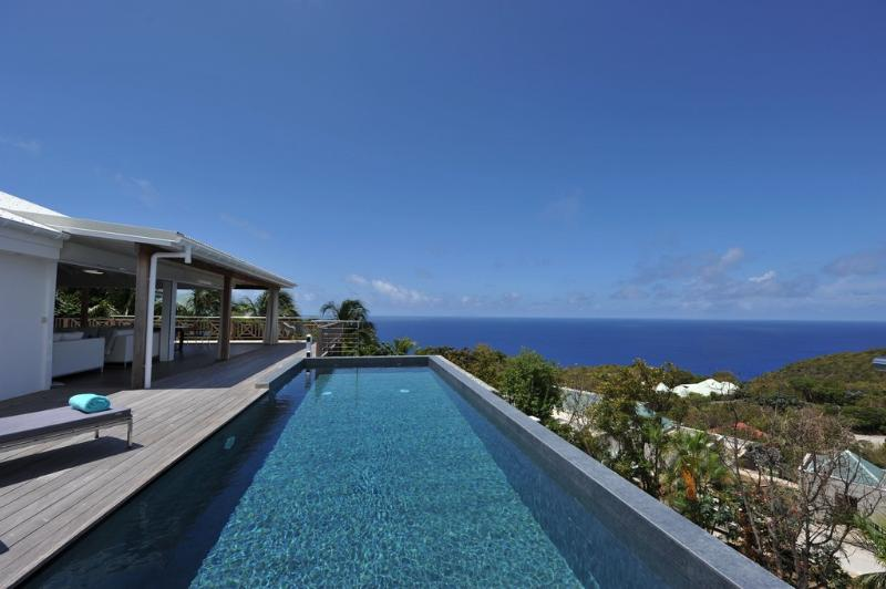 Avalon at Gouverneur, St. Barth - Ocean View, Contemporary Style , Heated Pool - Image 1 - Gouverneur - rentals