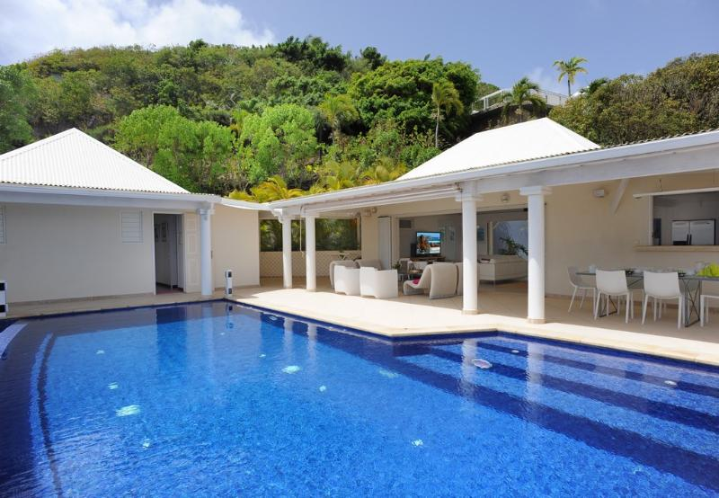 Bel Ombre at Marigot, St. Barth - Ocean View, Close Proximity to Restaurants - Image 1 - Marigot - rentals