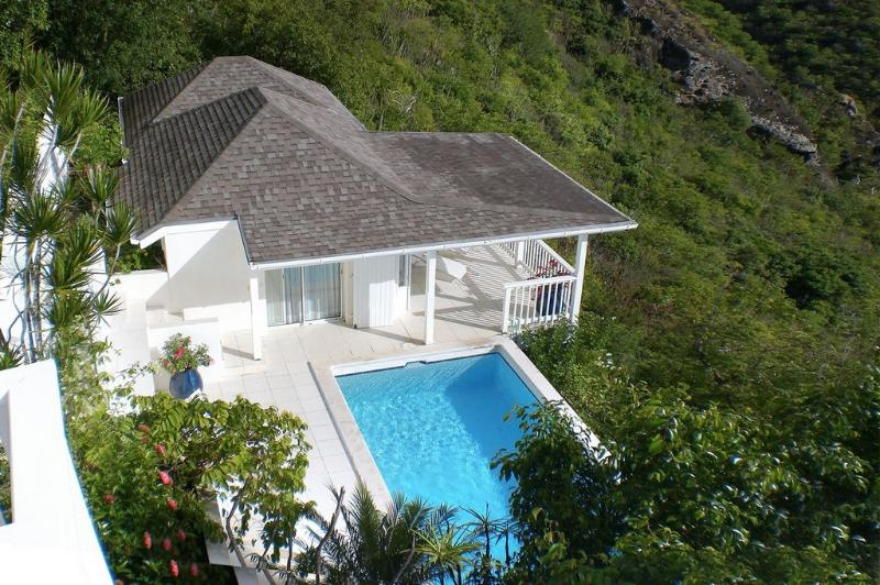Bayamo at Colombier, St. Barth - Ocean View, Amazing Sunset Views, Private - Image 1 - Colombier - rentals