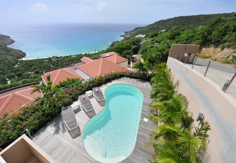 Gouverneur Cliff at Gouverneur, St. Barth - Ocean Views, Short Drive To Beach, Very Private - Image 1 - Gouverneur - rentals