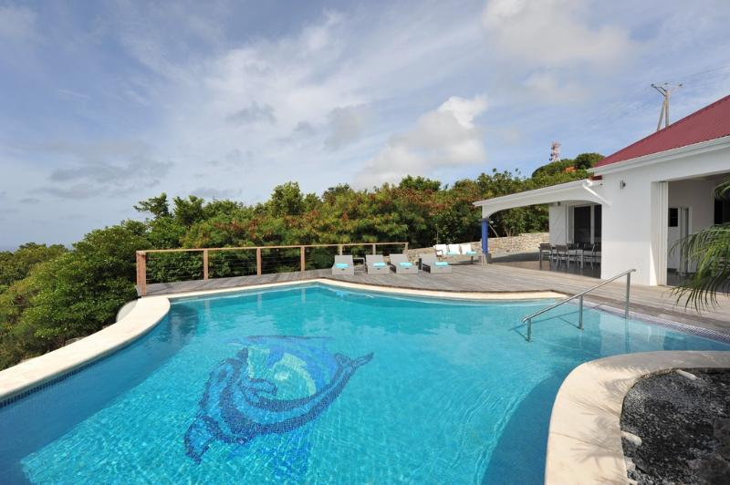 Grand Large at Gouverneur, St. Barth - Ocean View, Amazing Sunset Views, Very Private - Image 1 - Gouverneur - rentals
