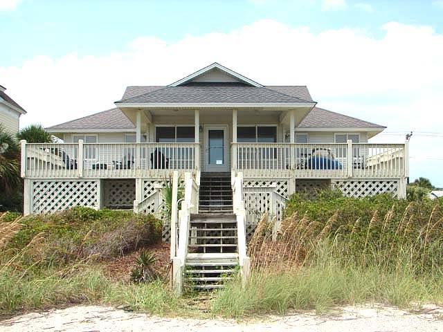 1406 Palmetto Blvd - Wave Watching - Image 1 - Edisto Beach - rentals