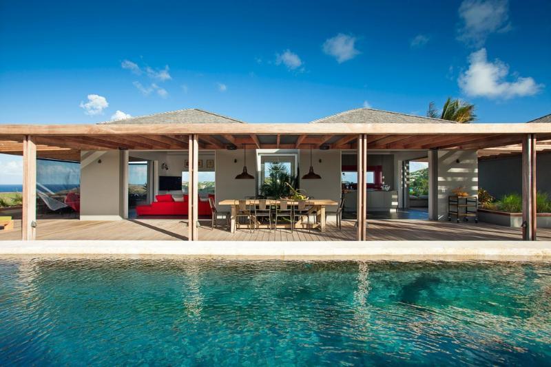 Imagine at Marigot, St. Barth - Ocean View, Large Bedrooms, Short Drive To Beach - Image 1 - Marigot - rentals