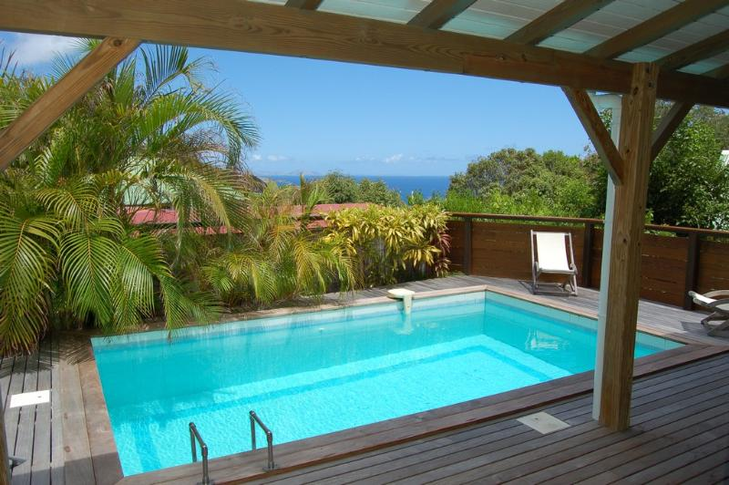 Kena at Colombier, St. Barth - Ocean View, Short Drive To Beach, Good Value - Image 1 - Colombier - rentals