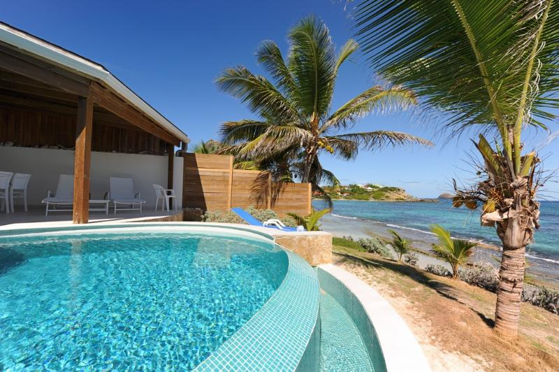 Key Lime at Anse des Cayes, St. Barth - On The Beach, Ocean View, Contemporary - Image 1 - Anse Des Cayes - rentals