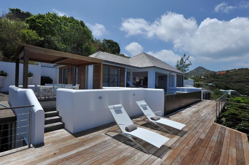 Khajuraho at Pointe Milou, St. Barth - Ocean View, Amazing Sunset View, Very - Image 1 - Pointe Milou - rentals