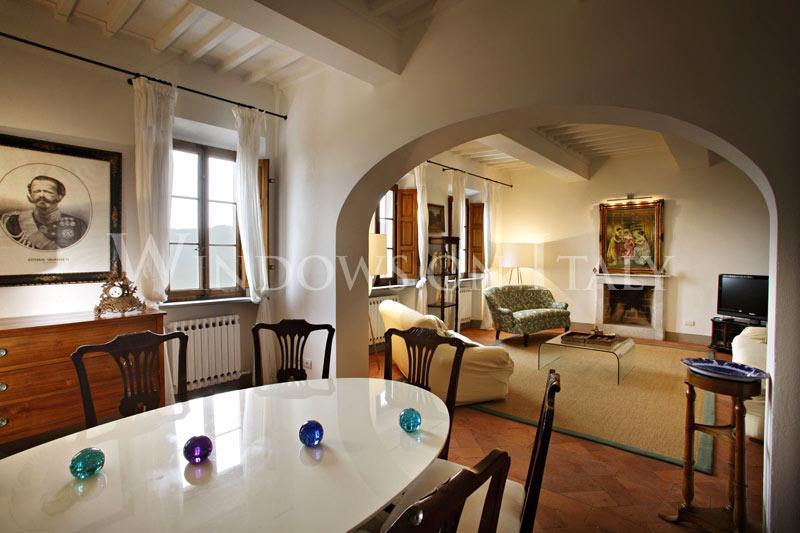 Villa Montecatini - Windows On Italy - Image 1 - Pistoia - rentals