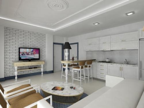 Kalkan Suite 201 - Image 1 - Kalkan - rentals