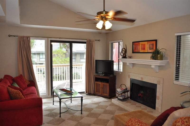 Updated & Closest to the Beach 1BDR - 2Full Baths - Image 1 - Hilton Head - rentals