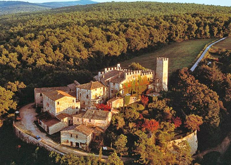 Montalto Castle in Chianti - One Bedroom Villa at Castello di Montalto in Chianti - Siena - rentals