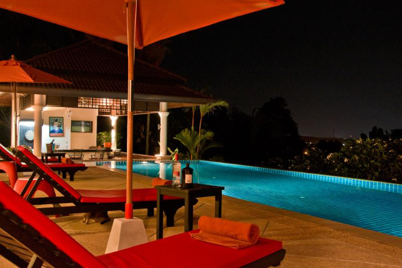 Poolside - Exclusive Luxury Estate Villa Layan Beach, Phuket - Phuket - rentals