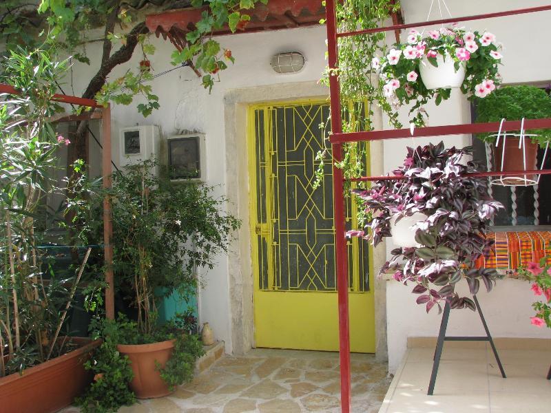 Traditional Village House2 + Wi-Fi Sea Walks Relax - Image 1 - Sinarades - rentals