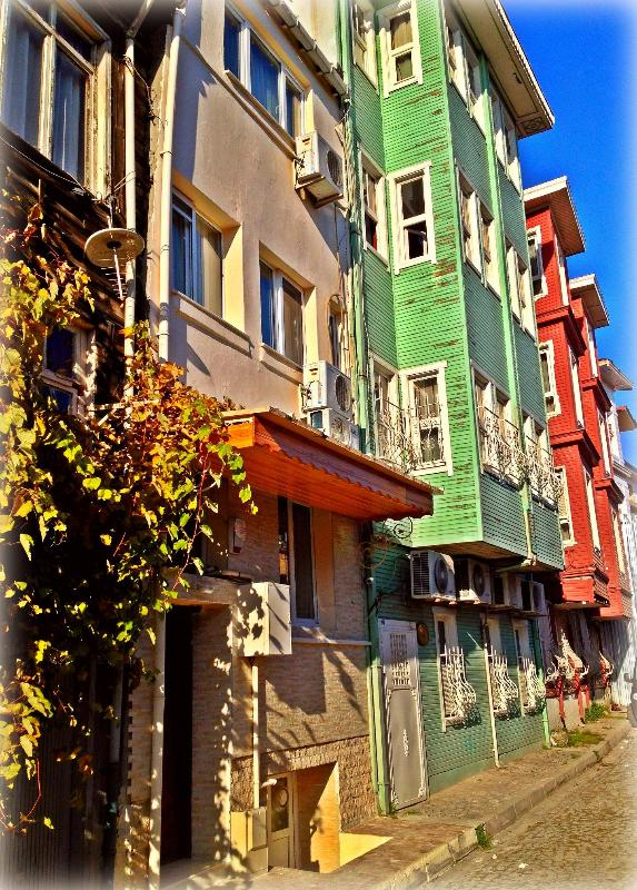 Exterior - Cosy flat with kitchen and garden - Istanbul - rentals