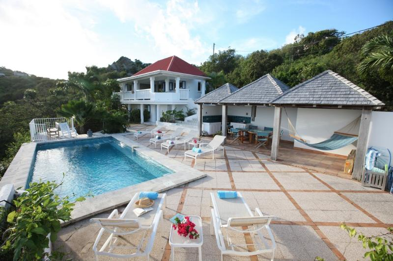 Les Petits Pois at Colombier, St. Barth - Ocean View, Cool Breeze, Gourmet Kitchen - Image 1 - Colombier - rentals